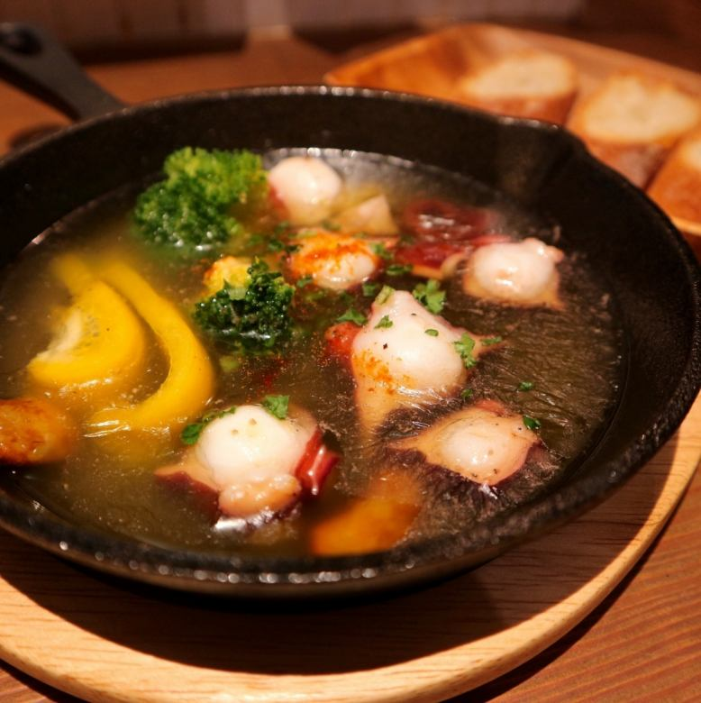 Ahijo of shrimp