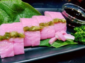 玉米黄油/黄瓜黄瓜/白米饭/煮腌鳕鱼/鱿鱼的咸鱼