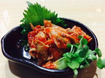 Morokou /泡菜/洋蔥切片/ TakoWave