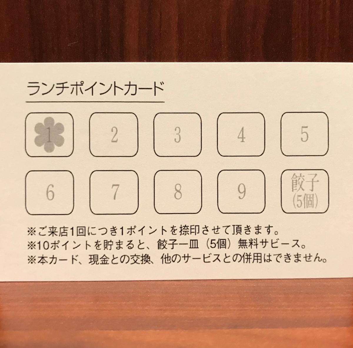 [午餐積分卡]如果你讓我去★★餃子服務