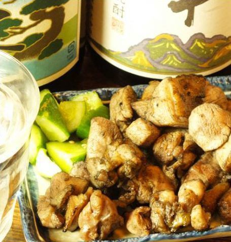 Authentic Miyazaki charcoal grilled sunny chicken (satisfied / satisfied satisfied) ★ There is also super satisfaction.