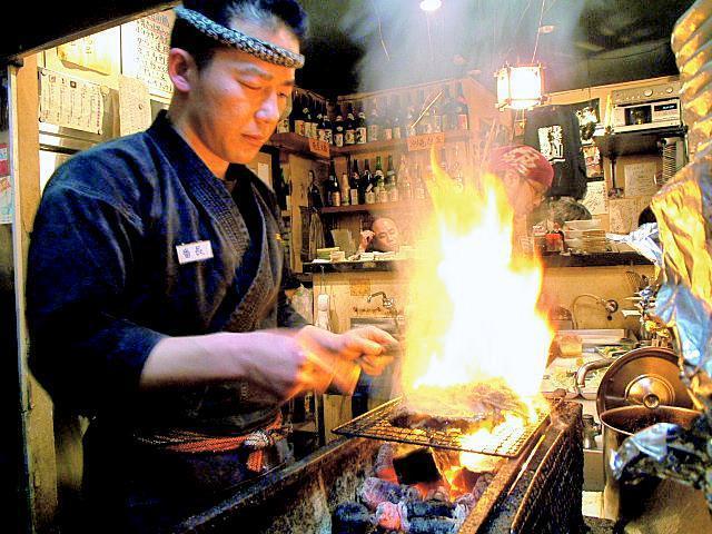 Popular ★ Miyazaki Hyuga local chicken charcoal grill