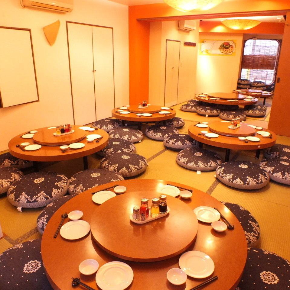 ■ Large private room use: 30 to 50 people ■ Half-private: 50 people ~ ■ Private room: 80 ~ 100 people For large groups of small groups you can use even small groups ♪ Please feel free to contact us ♪
