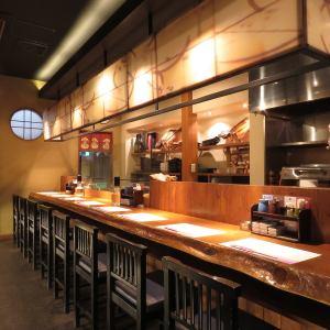 仕事帰りの飲み会に!博多駅から徒歩5分と駅近なので、会社帰りにふらっと寄れるのも人気の一つ