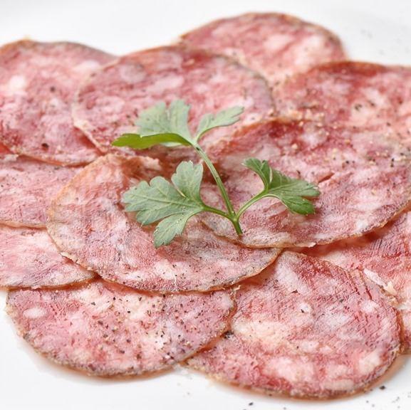 スペイン産イベリコ豚のサラミ