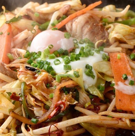 铁片猪肉泡菜