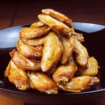 Quantity limited! Deep-fried chicken wings