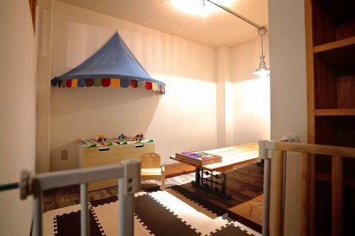 KIDSルーム個室完備
