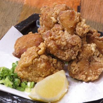 鶏トロの唐揚げ