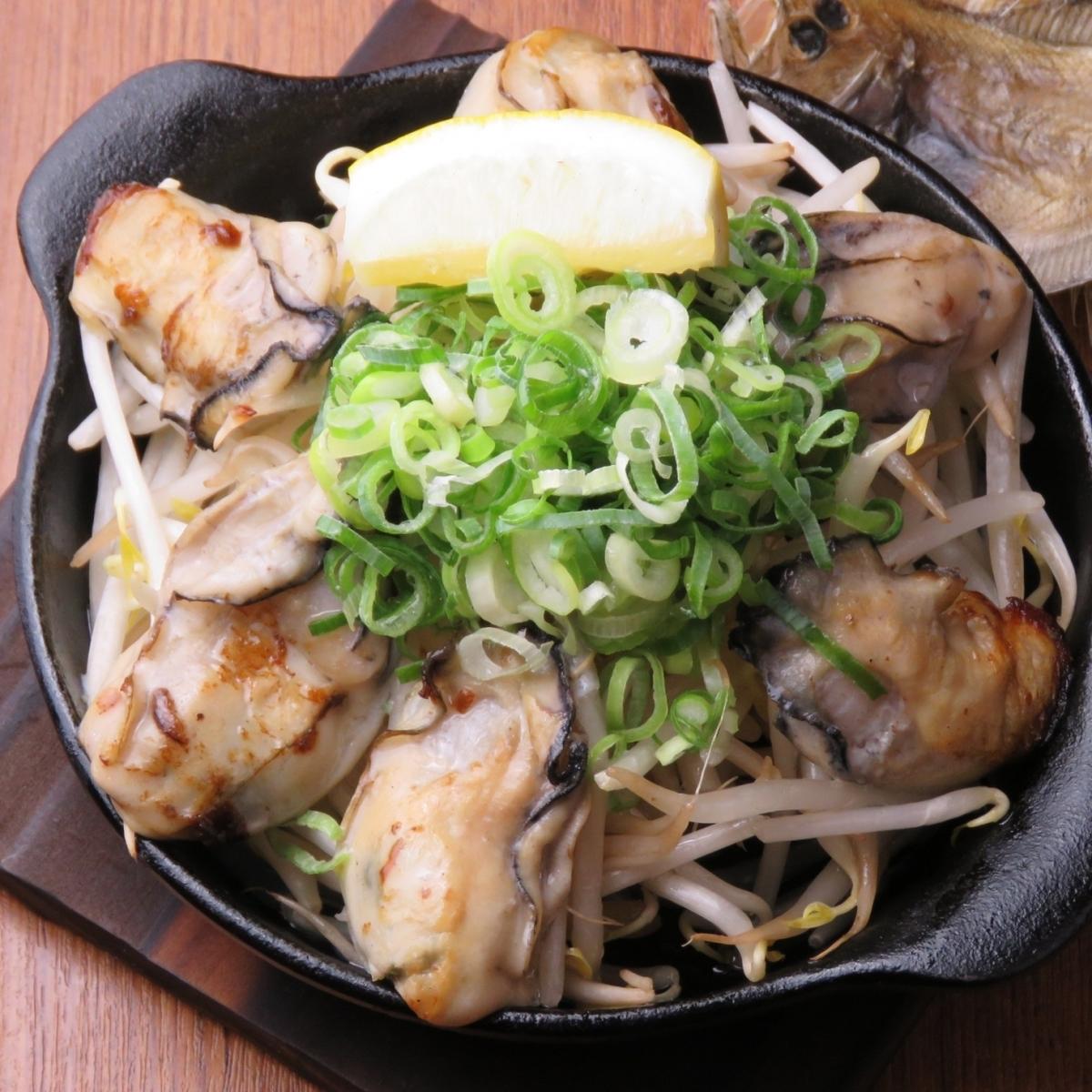 Teppanyaki from Hiroshima