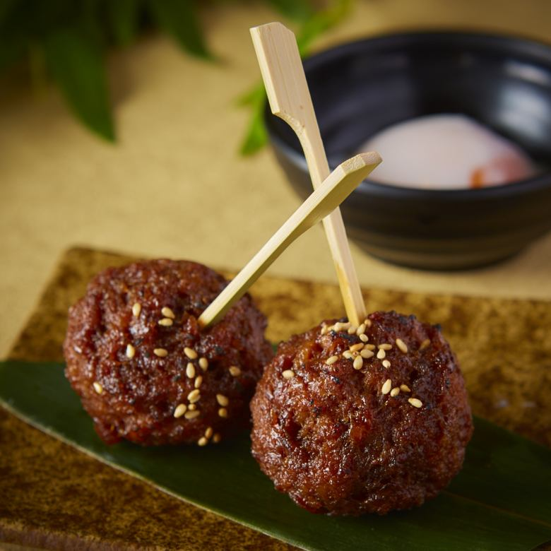Parent Chicken Tsukune ~ Warm Ball Supplement ~