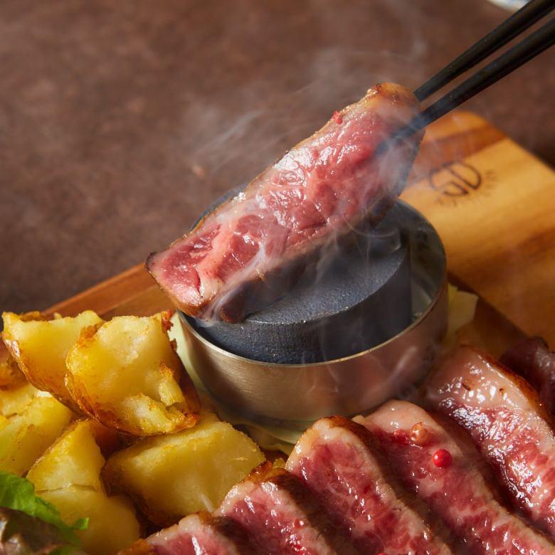 熟成肉 牛ステーキ100g