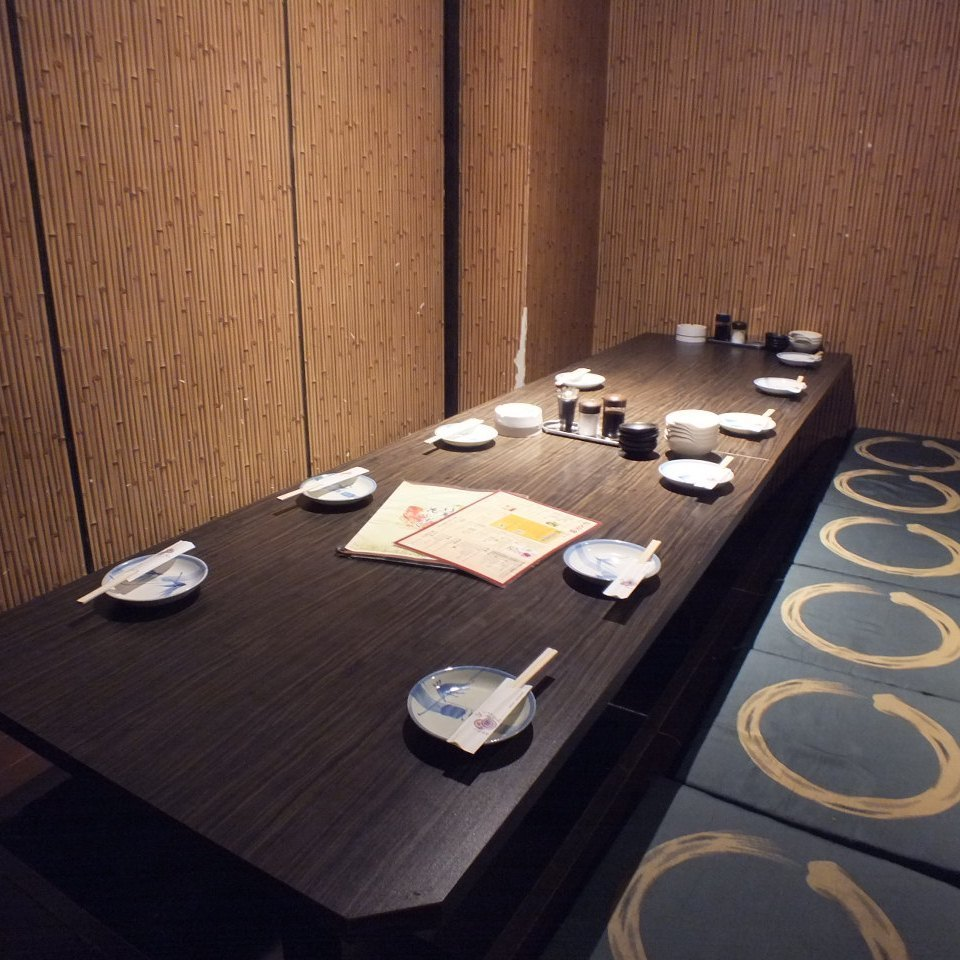 Guide to private room for 10 people ☆