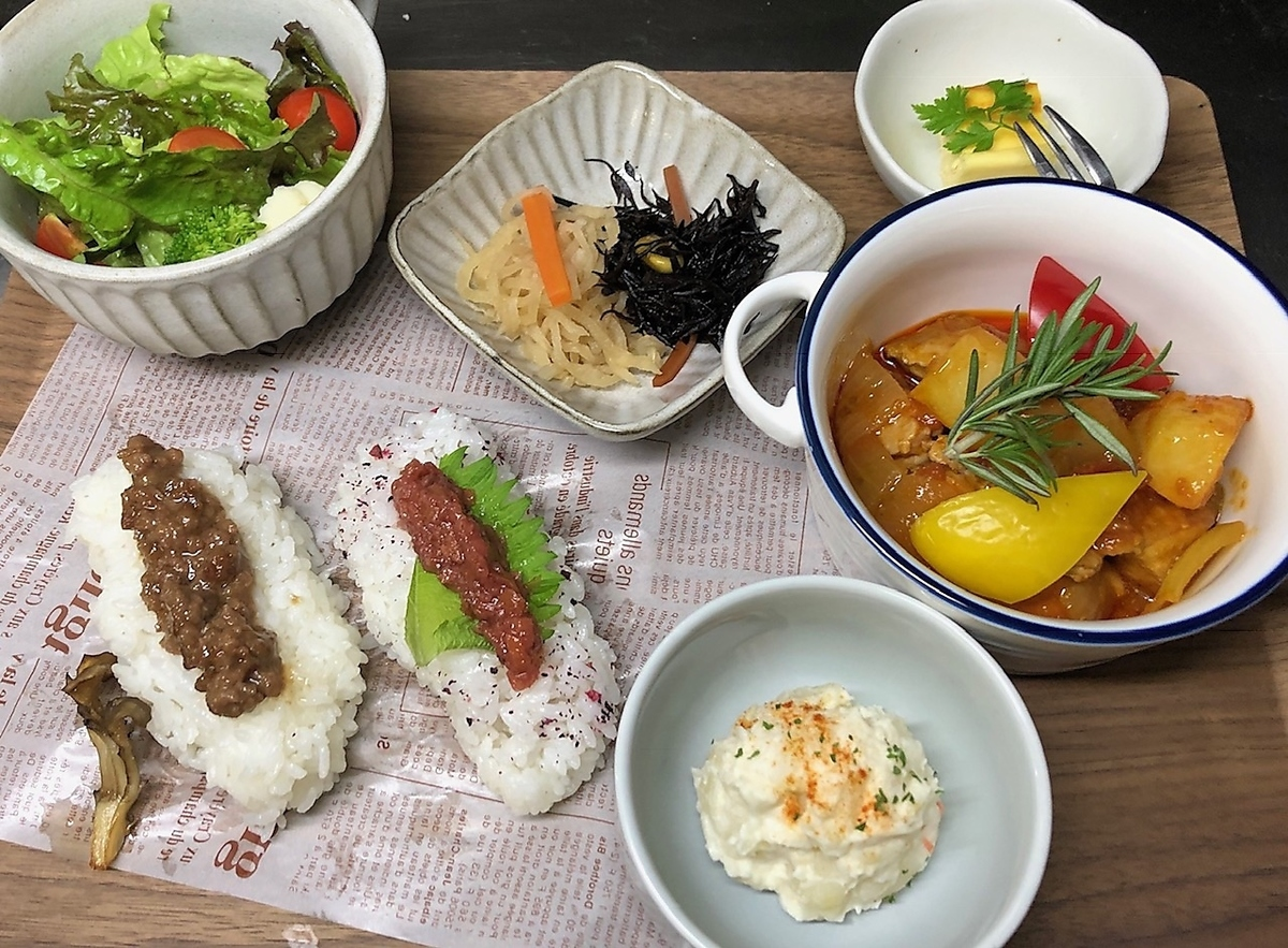 ☆New☆【1日5食限定】プレートランチ