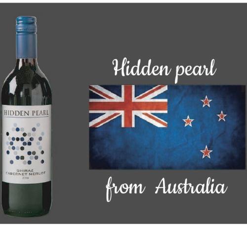 【オーストラリア】HIDDEN PEARL(赤)