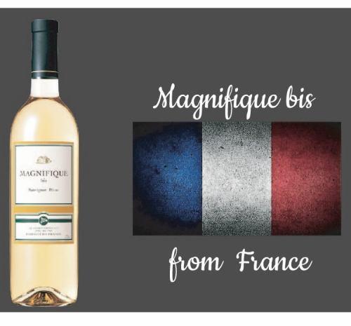 【フランス】MAGNIFIQUE bis(白)