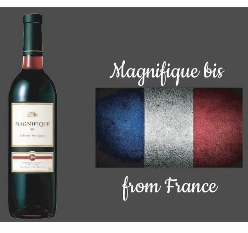 【フランス】MAGNIFIQUE bis(赤)