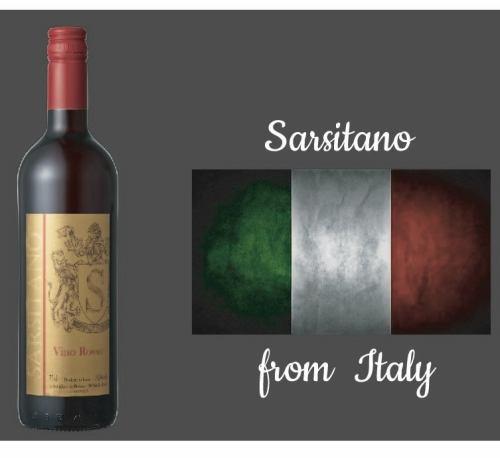 【イタリア】SARSITANO(赤)