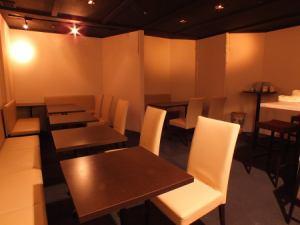 新パーティ個室【黒部屋】