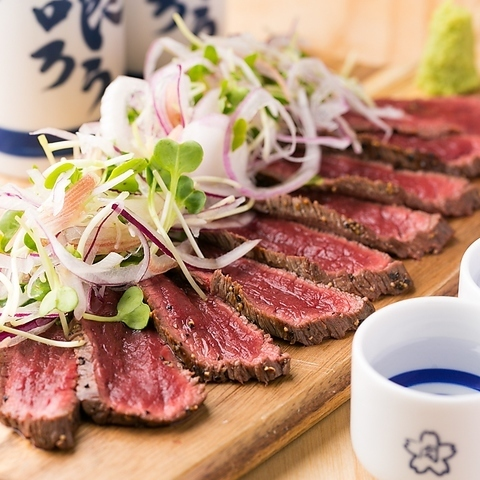 【Horse meat x sake】 Association collaboration limited brewing series !!