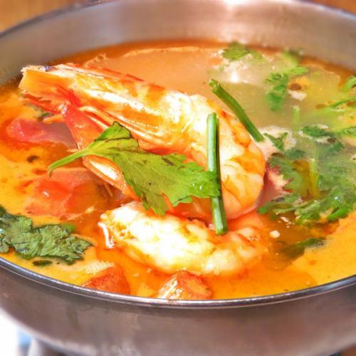 世界の三大スープ 新トムヤムクン