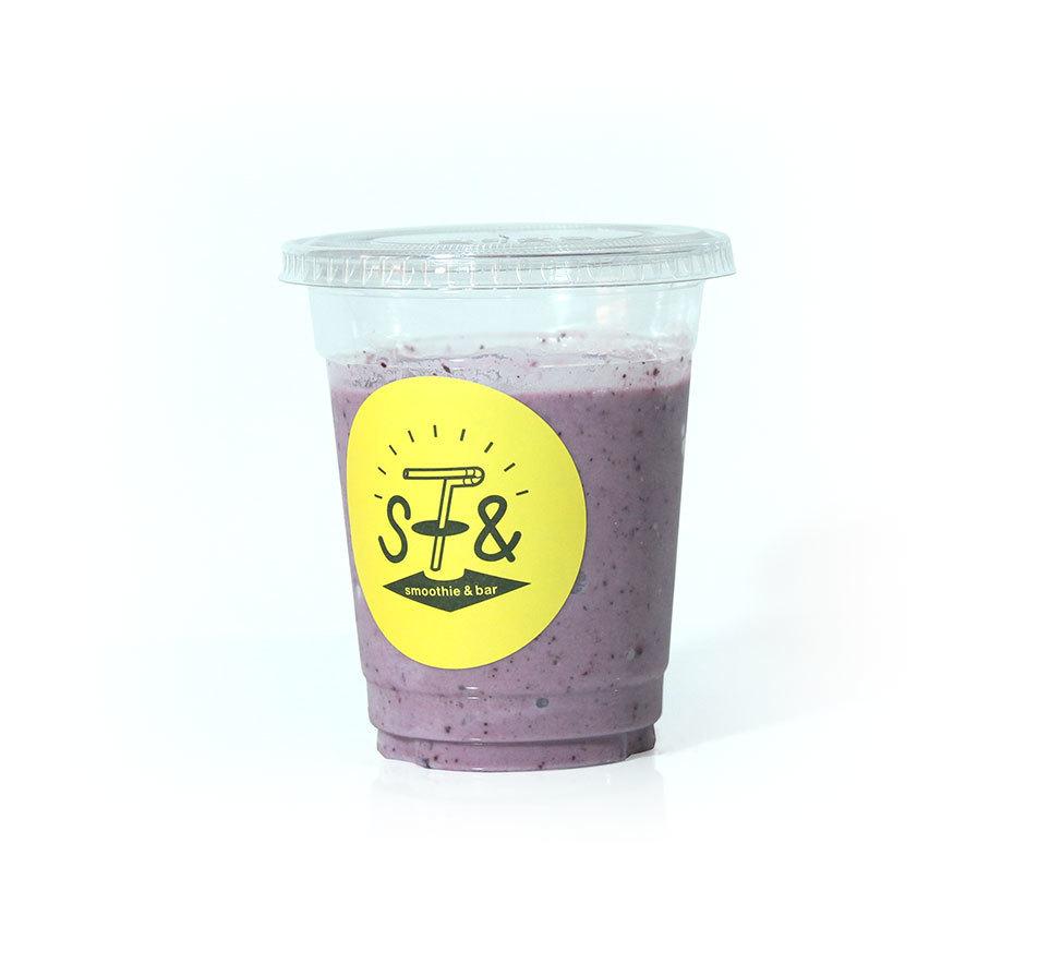 ☆混合莓果冰沙