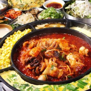 【豪华DX!豪华套餐】非常满意!满意的课程«所有9项»◆4980日元(不含税)