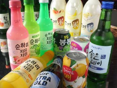 【단품】 음료 뷔페 1500 엔 (세금 별도)!