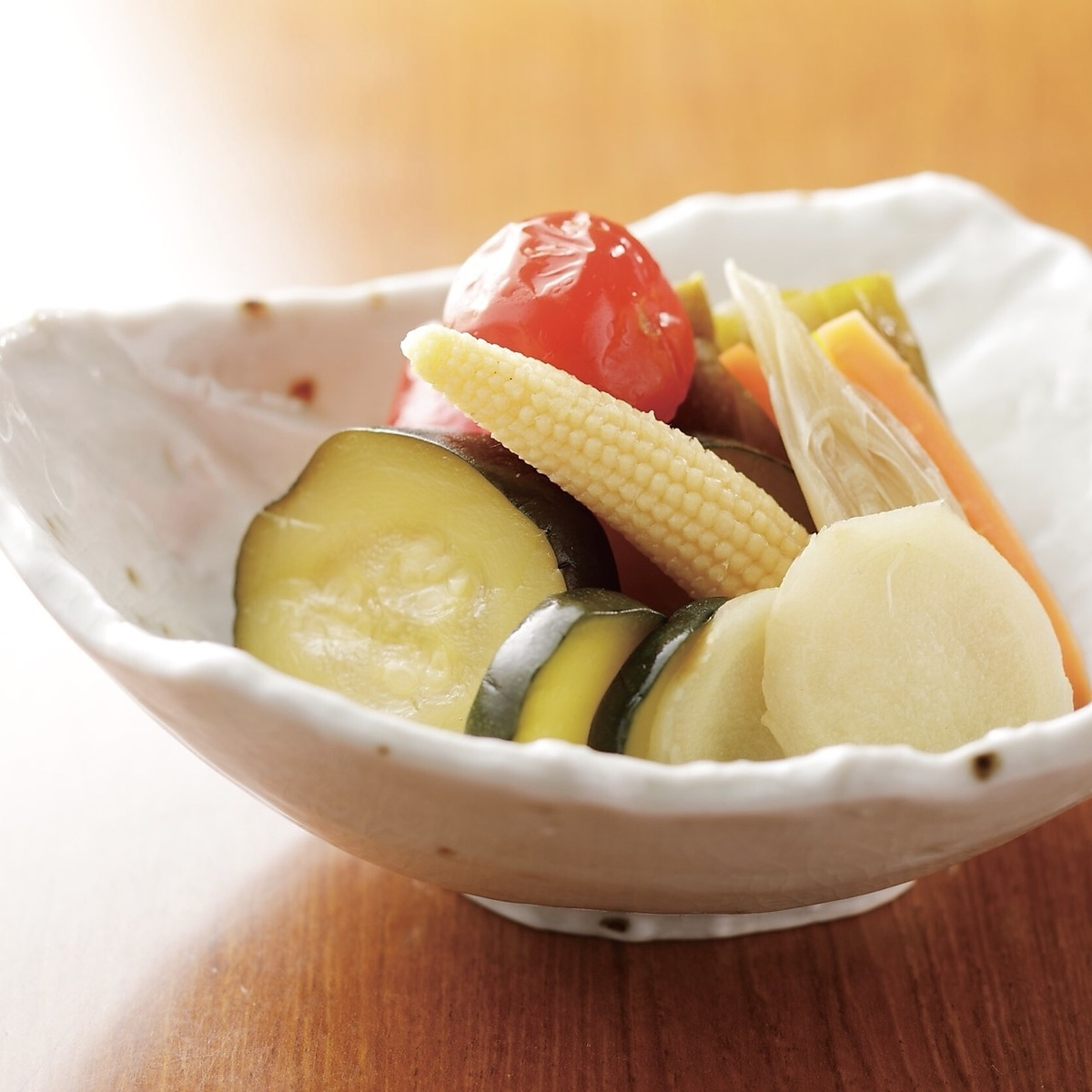 Japanese-style pickles