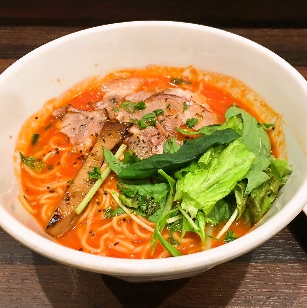 Now, the topic Tomato Ramen is Susukino 's NEW OPEN! Sushi is a popular shop in Atsugi!