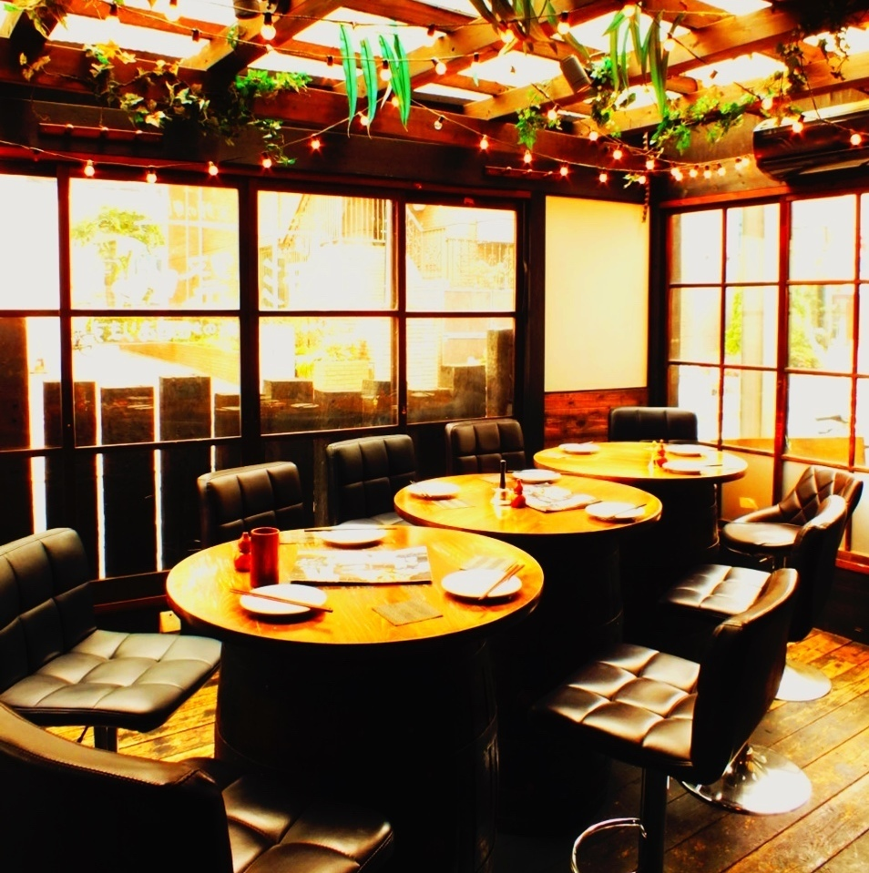"""Maximum of 12 guests ◎ Layout freely! Please consult """"daytime party"""" outside business hours!"""