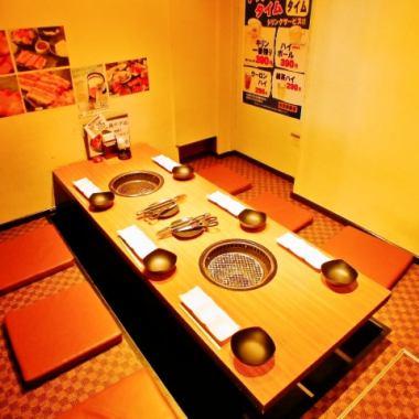 【儿童独立房间】我们正在准备一个完整的挖掘榻榻米房间,最多可容纳4人(包括儿童)※。午餐时间有限(周六和周日,即使是2人也可以),建议有孩子的客人优先参观。因为它只是一个房间,我们建议您尽早预订。