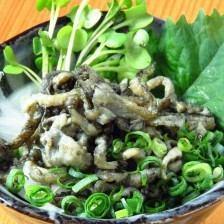 炙り皮酢~手作りポンズ~