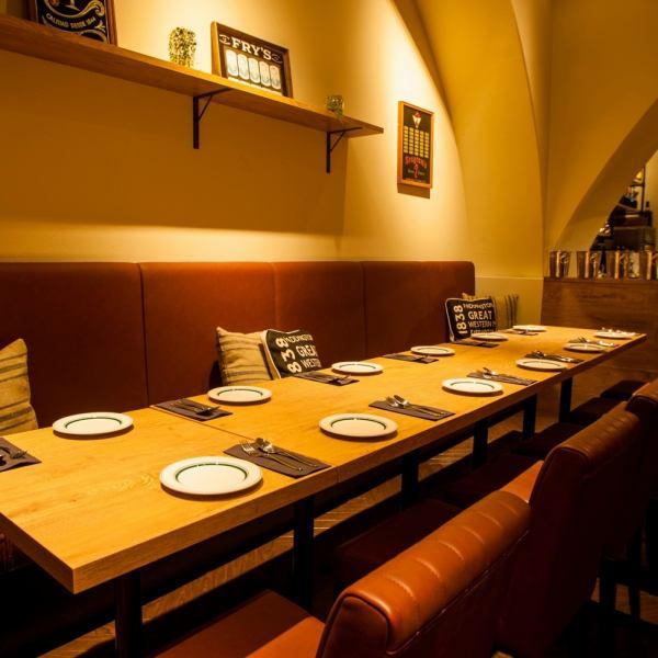 時尚的室內裝飾風格的內飾的特點是能夠在午餐,咖啡廳,晚餐和每個時區適當使用。一個人以及日期和女孩派對推薦☆