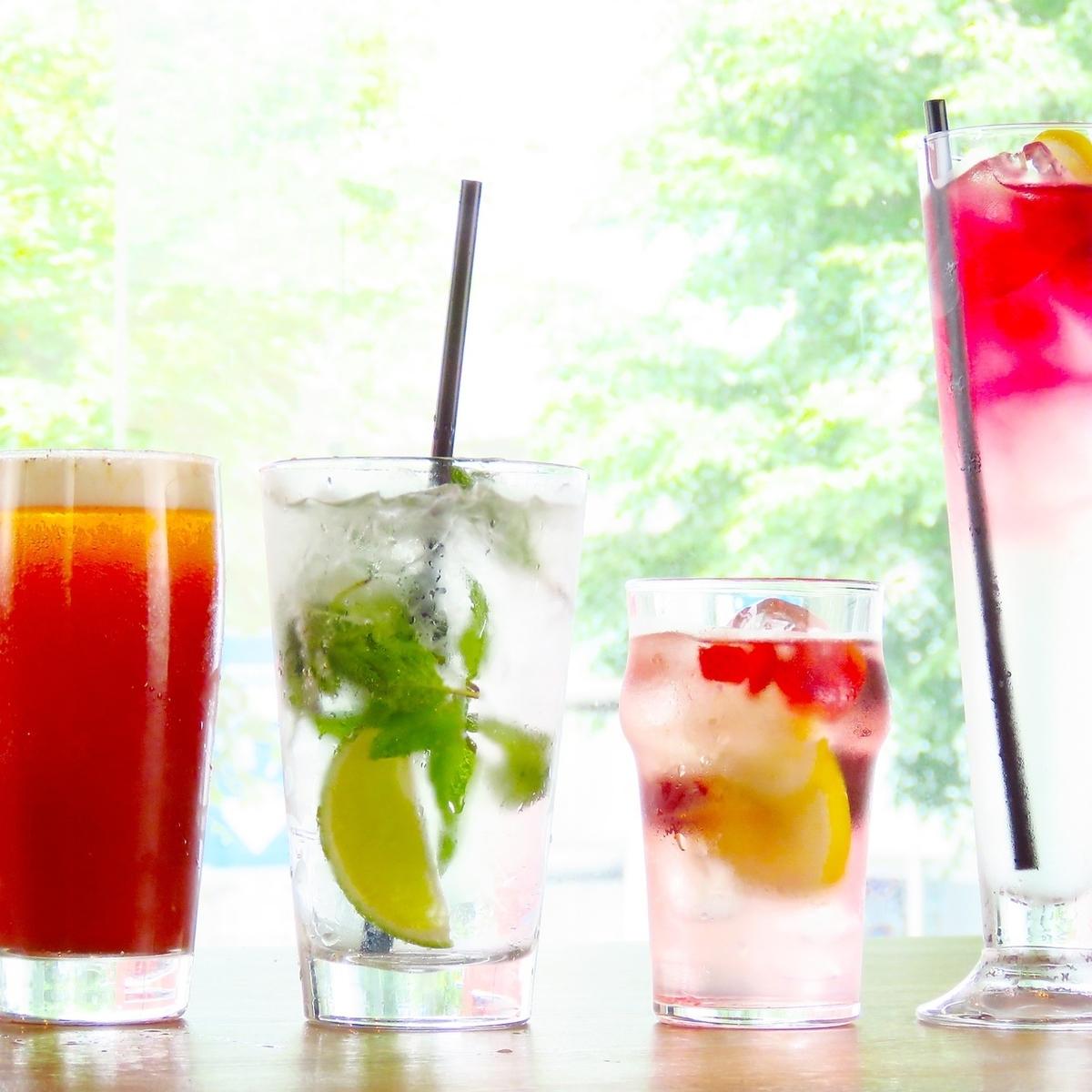 各種飲料的關注