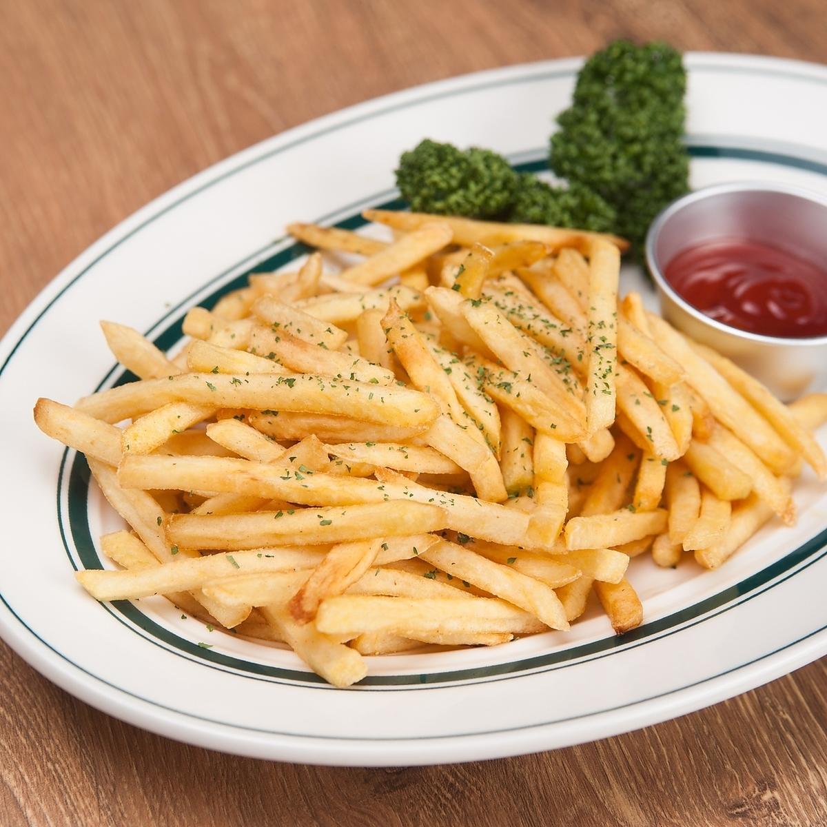 炸薯條 - 海鹽 -
