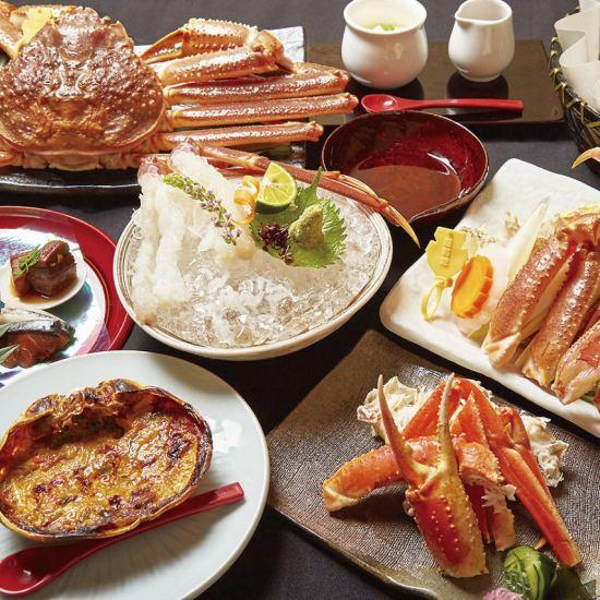 食材や調理法、空間までおもてなし。福井県の美味しい海の幸をお楽しみください♪