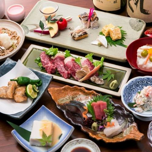 【鯖街道】福井の恵み溢れる料理を♪