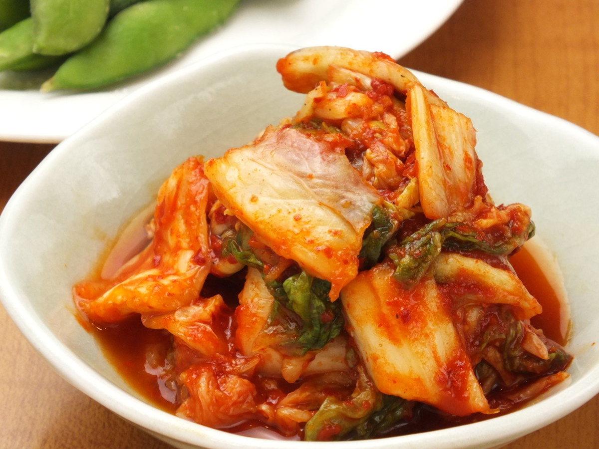 【Kyoto carefully selected】 Kimchi