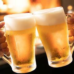 ★種類豊富でいろんなお酒を楽しめます!