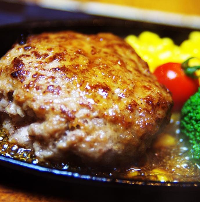 村山汉堡单打200克肉