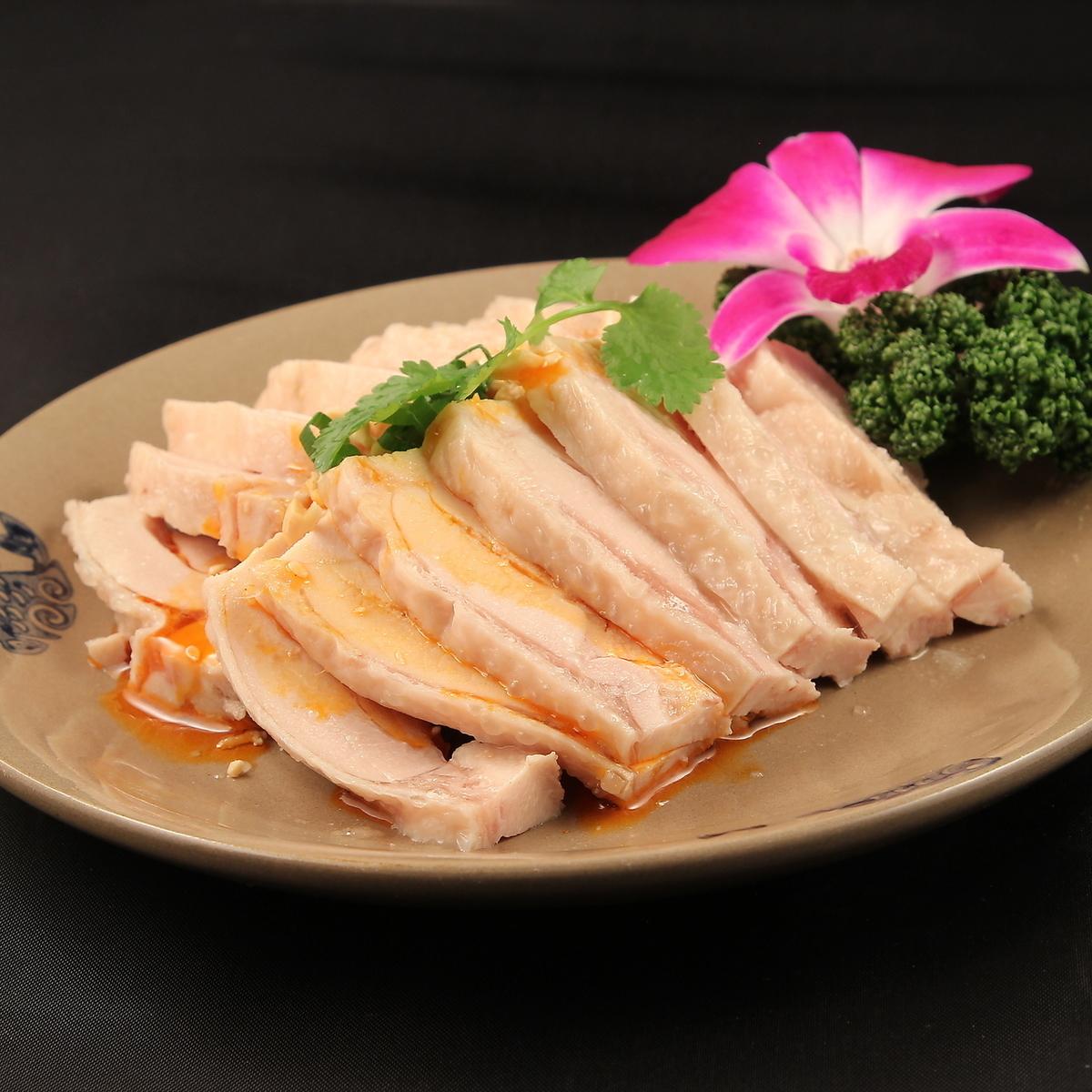 Tasty sauce chicken special sauce (Chongqing) / Bang bangie (Chengdu)