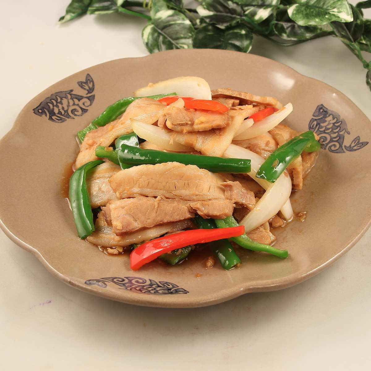 Stir-fried soft soy sauce rose / Sichuan real authentic Hoycoro