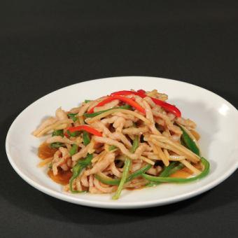 Chinjaolose(牛肉)/ Chinjaolose(豬肉)