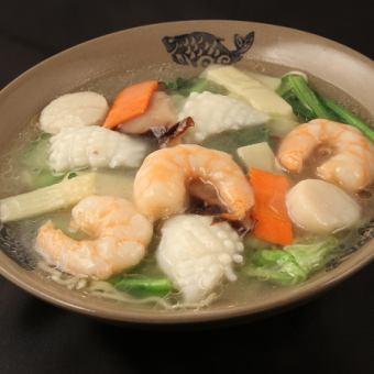 海鲜面条/ Chashuu面条