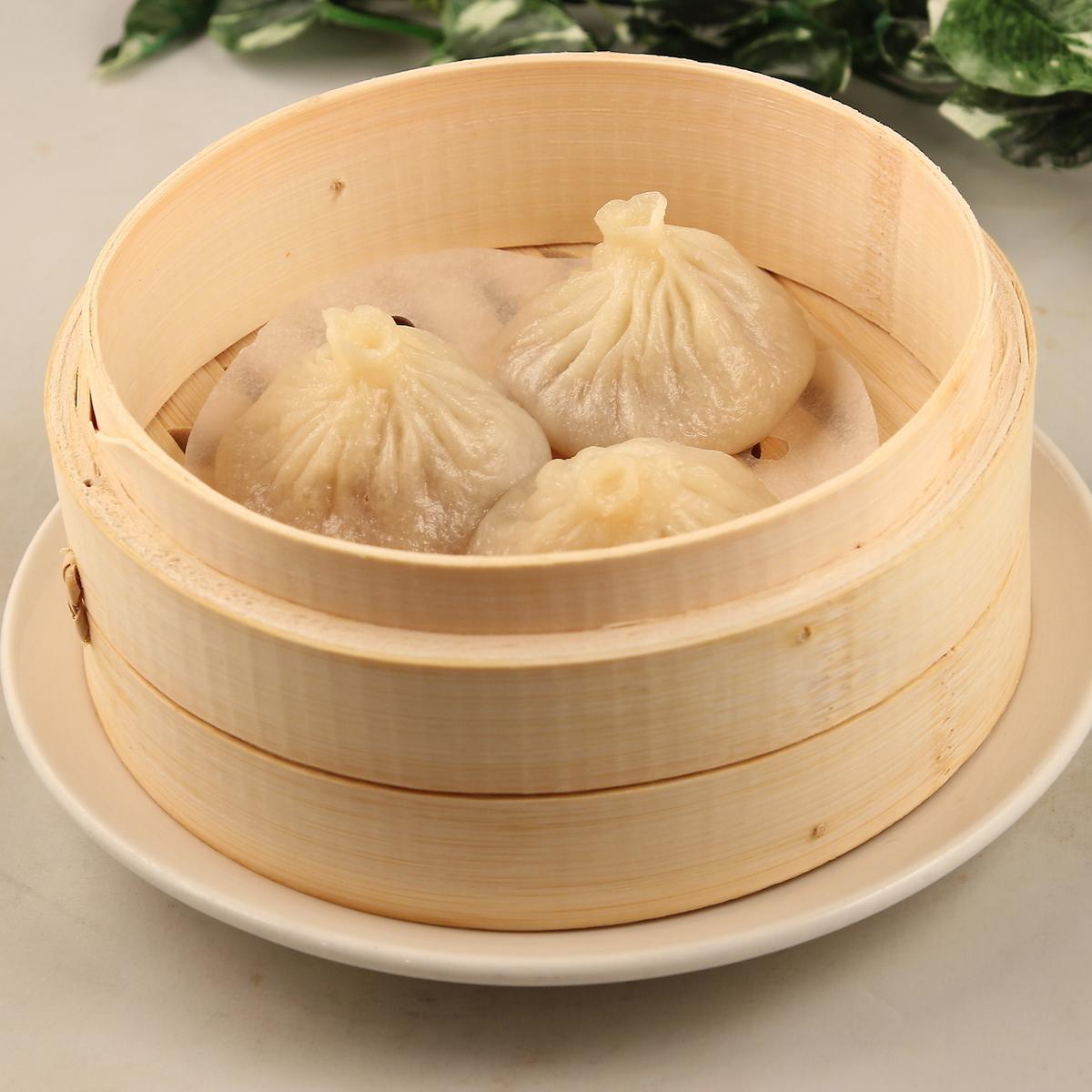 Sho Rong Pow / Shumai / Sichuan yaki dumplings (5 pieces)
