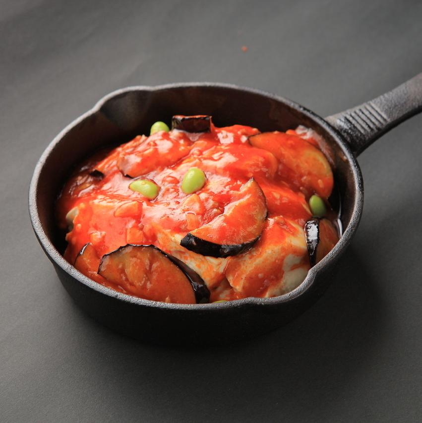 Mushrooms Chilli Sauce