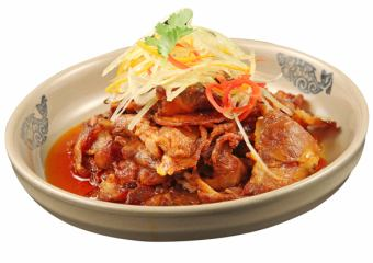 四川牛肉乾/牛肉·黃褐色·八幡川·特殊醬川川醬