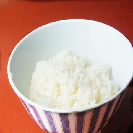 半飯(200克),