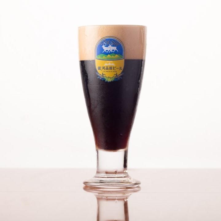 它是Taruo Ginga Highland Beer Stout。